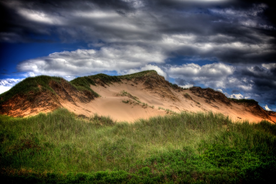 Greenwich Dunes, PEI